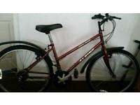 Alpine gtx-126 bicycle, bike 16' frame small