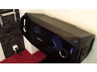 SONY GTK-X1BT Portable Bluetooth Sound System - Party Speaker - Reasonable Offers Welcome