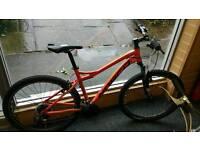 Norco storm 7.3 mountain bike hardtail