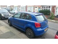 VW Polo 2010 Low Mileage Great Condition
