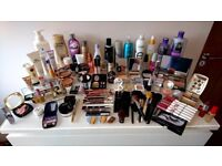 Huge Make Up Body Hair Care Bundle Loads of Mixed Items Various Brands