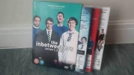 Inbetweeners DVD boxed set