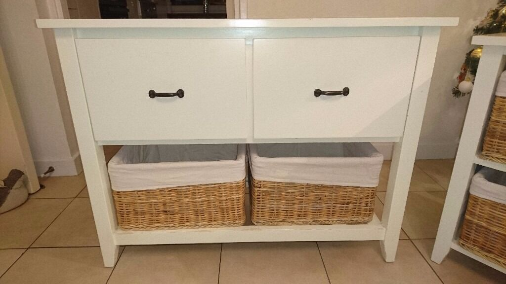 Cotswold Company Cream Sideboard And 2 Single Drawer Units
