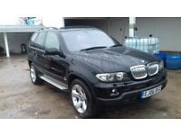BMW X5 CLEAN CAR WITH PANARAMIC ROOF