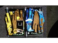 Motocross Trials gloves UFO new never worn good quality, Acerbis Wulfsport Dainese