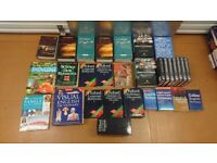 Collection of 29 Oxford Dictionary Chambers History Encyclopedia Science Books