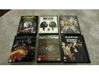 6 DVD Bundle