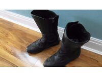 Forma Motorcycle boots Good condition. Size 11. Selling due to lack of use. European size 46
