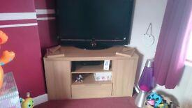 Large tv cabinet