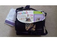 Munchkin travel booster seat / high chair - NEW