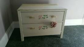 Small wooden drawers ideal project