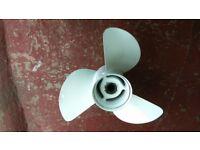 Three Blade Aluminium Propeller.