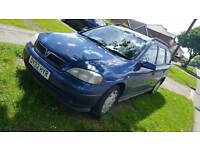 Cheap need gone Vauxhall Astra 1.6 Estate starts and drives