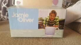 Jamie Oliver set of 4 mugs
