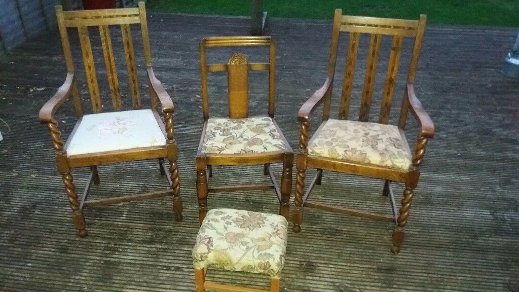 Antiques chairs