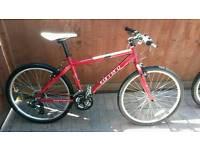 CARRERA SUBWAY LTD hybrid commuter mountain bike