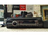 Sony xplod stereo