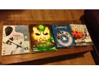 4x big box pc games