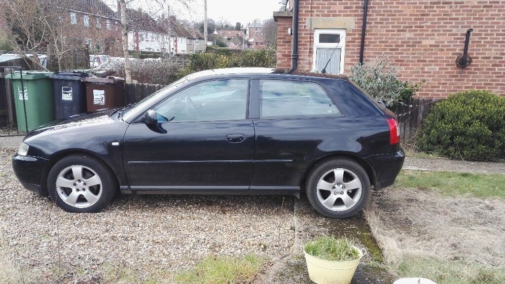 audi a3 2001 in cromer norfolk gumtree. Black Bedroom Furniture Sets. Home Design Ideas