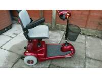 Shoprider Deluxe S Mobility Scooter