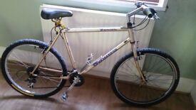 I'm selling a bike