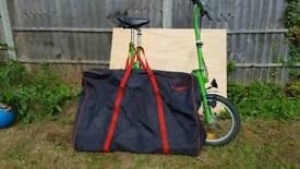 Di Blassi Folding bicycle