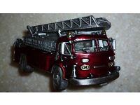 Fire engine belt buckle