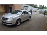 For Sale VW JETTA 1.9 DIESEL year 2007 Long MOT&Full History Service.........!!!!!
