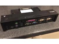 Dell pr02X e-port Plus II latitude laptop docking station