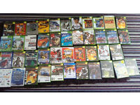 xbox games including some others
