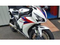 2012 Honda CBR 1000 Fireblade 20th Aniversary not r1 gsxr ducati