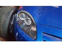 MGTF Trophy Blue spares or repairs