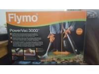 Flymo Vacuum. 3 in 1 Vacuum Shredder and Blower Brand New Boxed