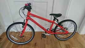Islabike Beinn 20l (large) in red - great condition, with brand new tyres and serviced drivetrain