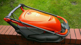 Flymo Hover Compact 350 Mower & Flymo Mini Trim Auto+ Strimmer