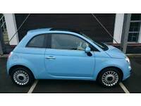 2013 (Sept) Fiat 500 1.2 Lounge with 15534 only. Brilliant Specification.