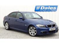 BMW 3 Series 320D M Sport Auto 4dr Saloon (blue) 2011