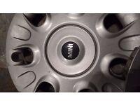 Mini Used Wheel Trims