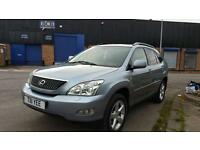 2004 Lexus RX estate 3.0 petrol and lpg 12 months mot