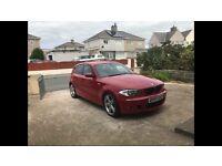 BMW 1 SERIES M SPORT 120D