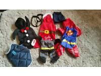 Small dog clothes bundle