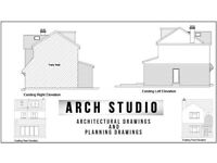 Architectural Services/ Start from £295/Structural Engineer/Loft Plans/Building Control Drawings
