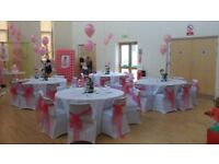 Children parties, weddings, any parties events