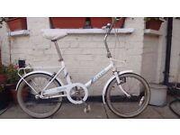 Vintage Raleigh shopper 3 speed bike ooo