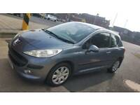 PEUGEOT 207 1.4 95 VTI S Hatchback CHEAP RELIABLE CAR not 307 207 107 vauxhall Volkswagen bmw