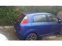 2006 (56 Plate) Fiat Grande Punto Most parts are available Nice wheels