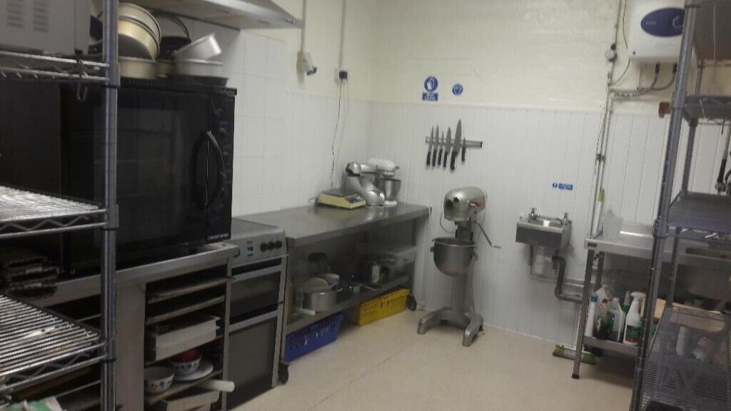 Commercial Kitchen To Rent In West London London Gumtree