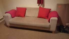 2 and 3 seater couch/sofa
