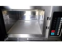 Commercial Microwave - 1800W
