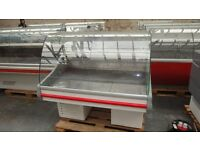 Serve Over Counter Display Fridge Meat Chiller 130cm (4.2 feet) ID:T2235